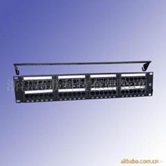 安普24口网络配线架