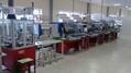 繞線包膠焊錫生產線
