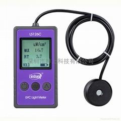 LS126C紫外線強度計