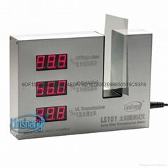 LS101太陽膜測試