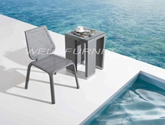 outdoor wicker/rattan coffee table sets(WF-7320)