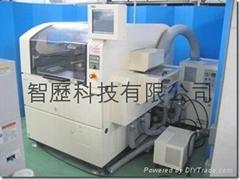 中古PANASONIC 表面貼鋼網印機