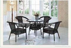 outdoor furniture Shun Tai Rattan outdoor furniture