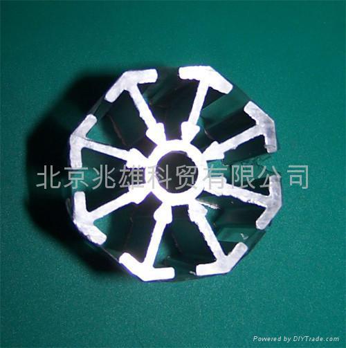 铝型材八棱柱 1