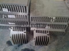铝型材板式电子散热器