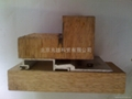 北京鋁型材木材挂件 1