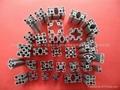 北京鋁型材三卡鎖八稜柱廠家八稜柱廠家直銷 1