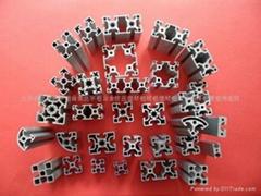 北京鋁型材三卡鎖八稜柱廠家八稜柱廠家直銷