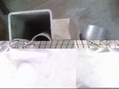 标摊铝型材 pvc展板厂家