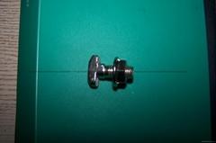 北京铝型材三卡锁展览铝材厂家