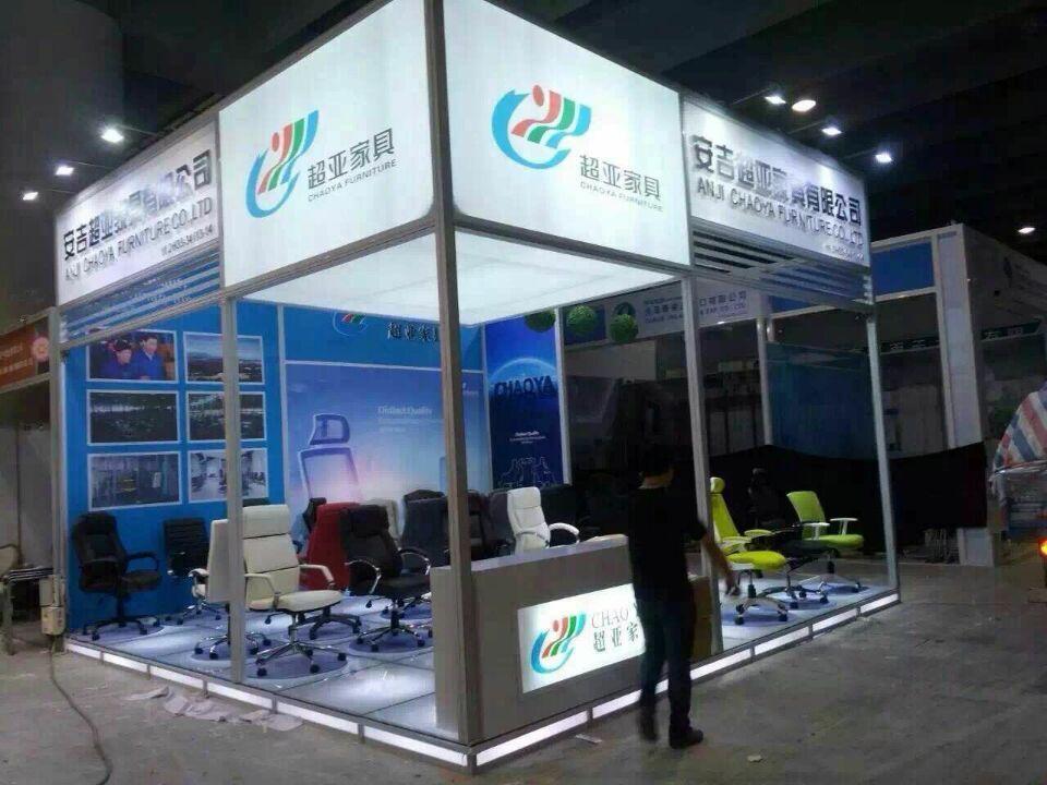 北京鋁型材展覽展示型材 5