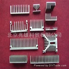 鋁型材電子散熱器