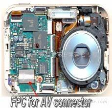 数码相机用吸波材料