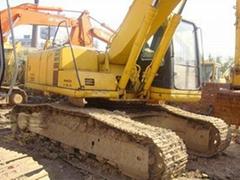 二手小松PC200-6挖掘機