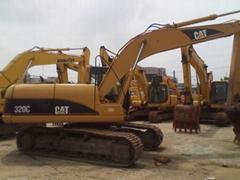 二手卡特320C 挖掘機