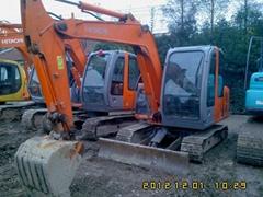 二手日立ZX60 挖掘機