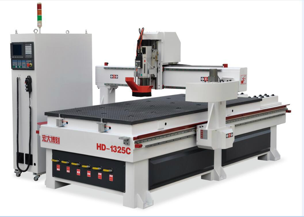 ATC Wood CNC Router  4