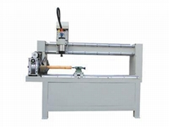 cylinder craft wood cnc router