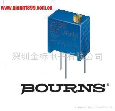 陶瓷玻璃釉精密电位器/可调电阻3266W-103  2