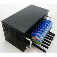 低價促銷MTK全新原裝8口貓池 移動TD貓池 養卡器  送軟件