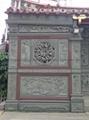 漳州寺廟門面浮雕