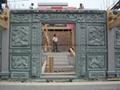 漳州寺廟門面浮雕 4