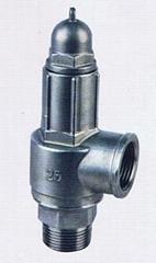 进口高压不锈钢安全阀