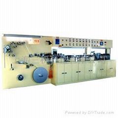 鋁塑復合軟管制管機
