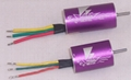 FG-A-130 series brushless sensorless