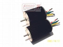 FG-A-280 heatsink series brushless sensorless motor