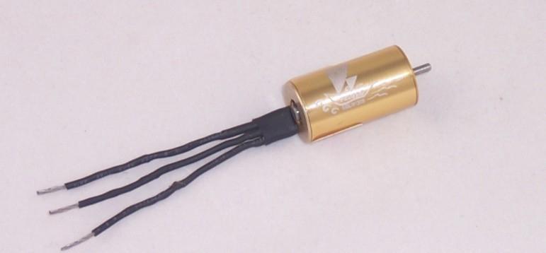 FG-A-120 series brushless sensorless motor 4