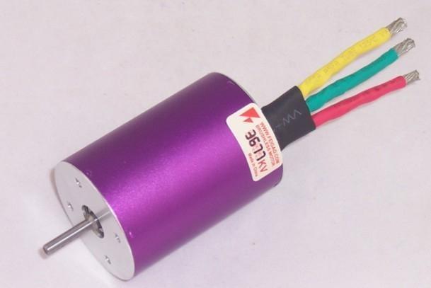 FG-A-540S series brushless sensorless motor 2
