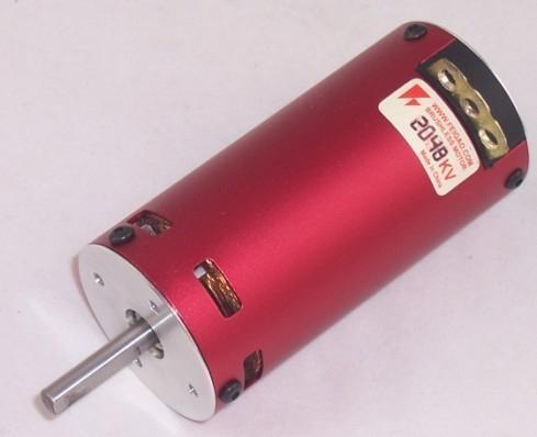 FG-A-540L series brushless sensored motor 2