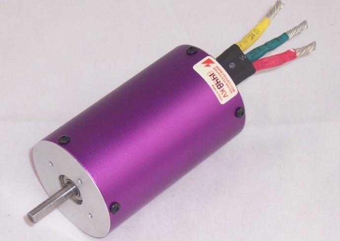 FG-A-580L series brushless sensorless motor 2
