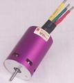 FG-A-540S series brushless sensorless motor 4