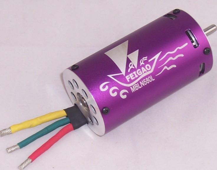 飛高A-580L系列無刷無感電機 3