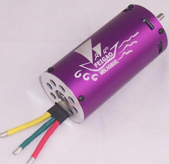 飞高A-580XL系列无刷无感电机 3