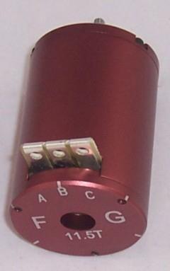 飞高C-540S系列无刷无感电机 2
