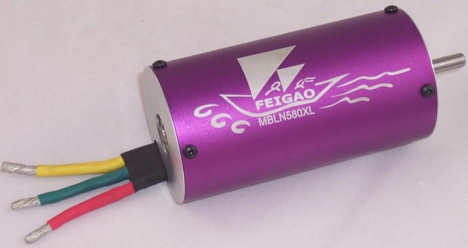FG-A-580XL series brushless sensorless motor