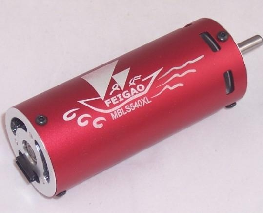 飞高A-540XL系列无刷有感电机 1