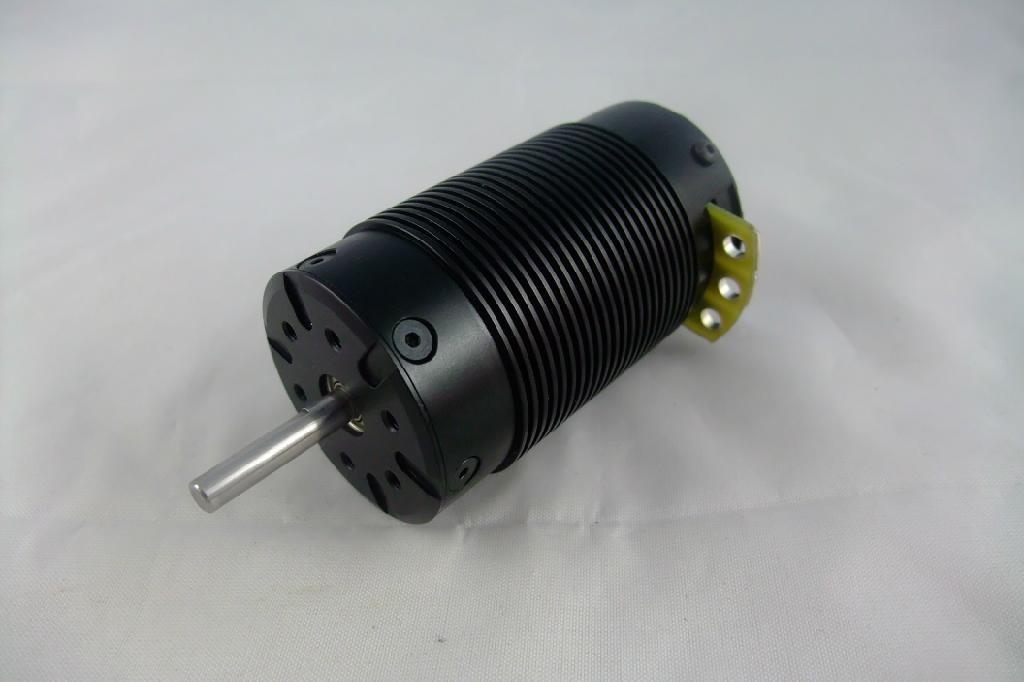 FG-F-B40L 四极无刷有感电机 2