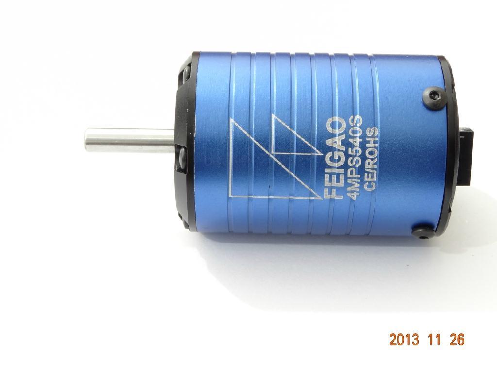 FG-F-540S 四極無刷有感電機 3