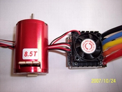 540 sensored brushless s