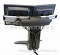 愛格升三屏顯示器支架33-29