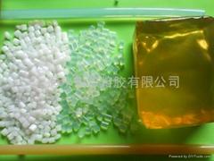 Bag of hot melt adhesive