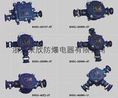 BHD2-200/660-4T系列矿用隔爆型电缆接线盒