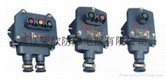 BZA1-5/36-3原LA-1礦用隔爆型控制按扭