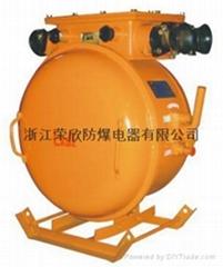 矿用隔爆型手提开关QBC-30/660(380)