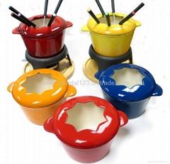 cheese fondue set