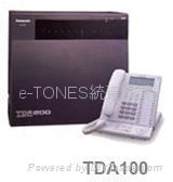 Panasonic TDA100融合式IP电话系统